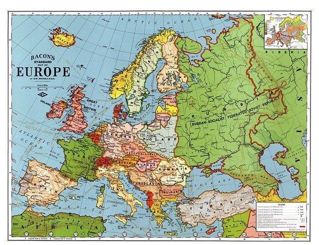 Üsküp Nerede Harita