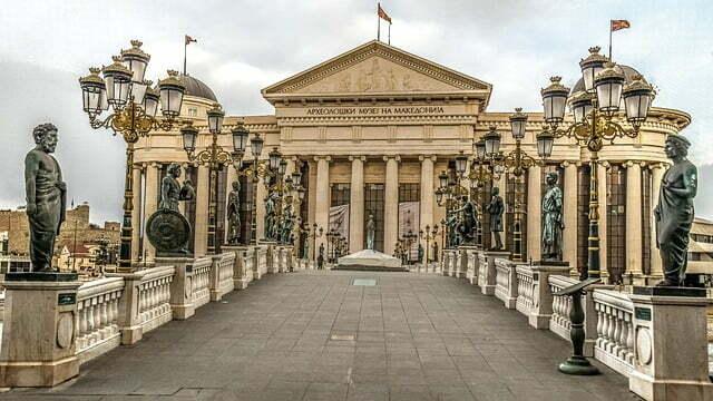 Makedonya Skopje